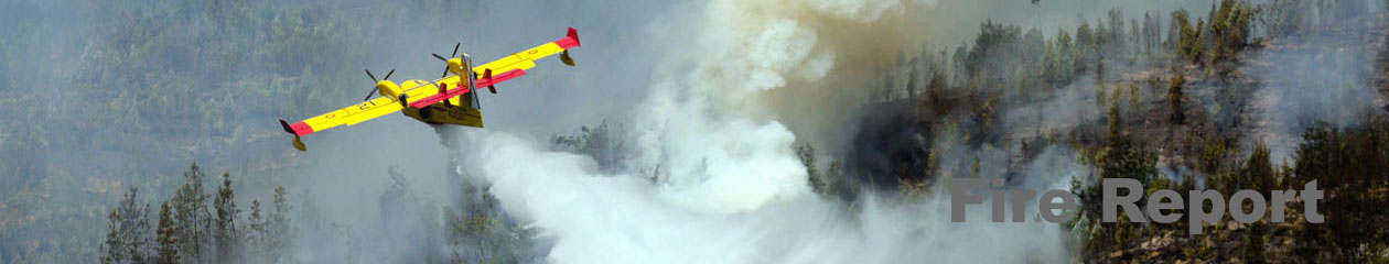 Fire Report - Φωτιά τώρα